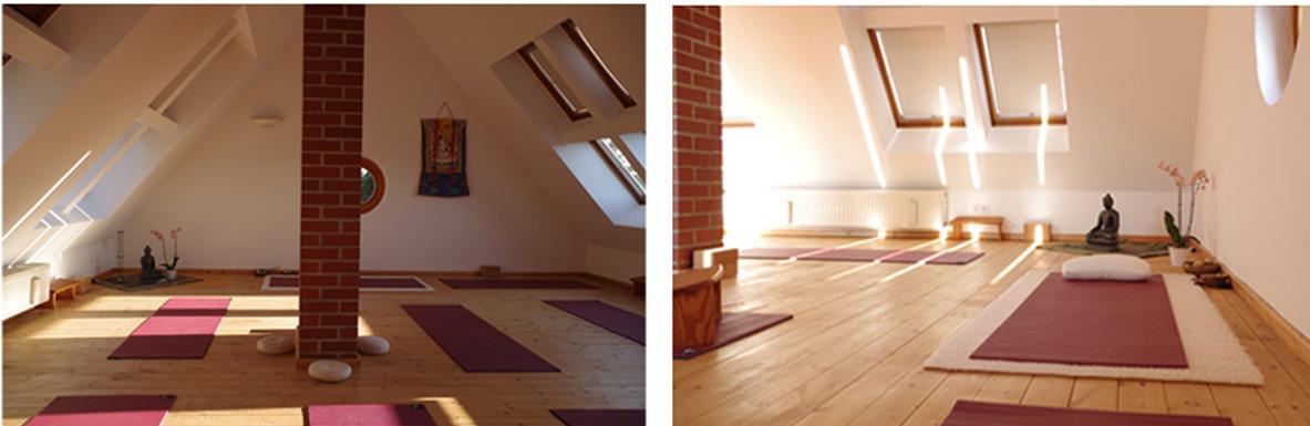 Yoga Raum Heiligensee-Reinickendorf